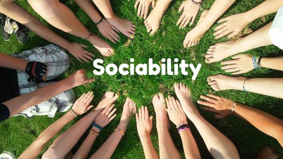 sociability