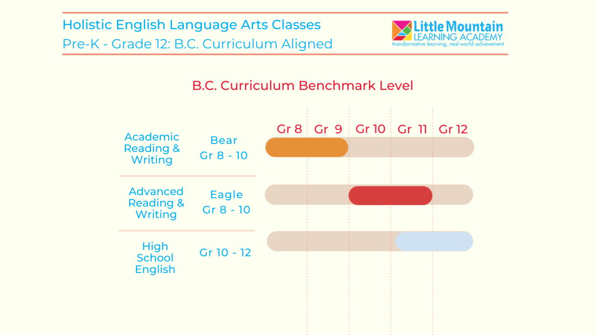 Senior Holistic English Benchmark