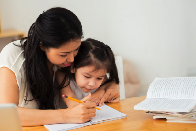 Parents can Encourage Strong Study Habits at Home